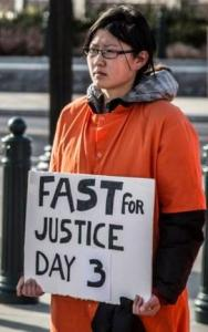 fasting for justice